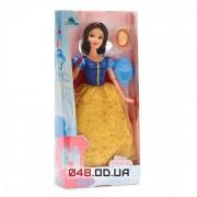 Кукла Дисней принцесса Белоснежка с кулоном (выпуск 2020г.)