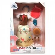 Набор Дисней наряд для куклы Белоснежка + аксессуары