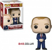 Виниловая фигурка Funko Pop Принц Уильям (Royal Family Prince William)