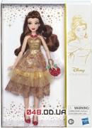 Кукла Hasbro красавица Бель в золотом платье (серия