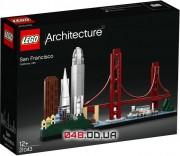LEGO Architecture Сан-Франциско (21043)
