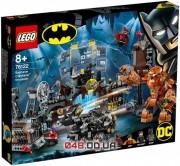 LEGO DC Super Heroes Вторжение Глиноликого в бэт-пещеру (76122)