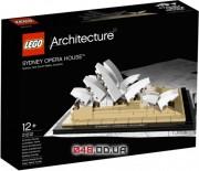 LEGO Architecture Сиднейский оперный театр  (21012)