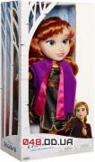 Кукла  малышкат Jakks Pasific Анна с фиолетовой накидкой, 35 см (Холодное сердце 2)