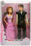 Игровой набор из 2-х кукол Дисней Рапунцели и Флин Райдер