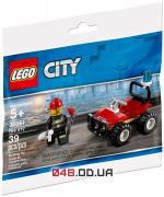 LEGO City Пожарный квадроцикл (30361)