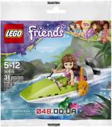 LEGO Friends Лодка для джунглей (30115)
