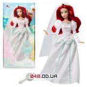 Новинка 2021! Кукла невеста Дисней принцесса Ариель