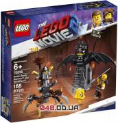 The LEGO Movie Бэтмен и Железная Борода: К бою готовы (70836)