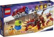 The LEGO Movie УльтраКиса и воин Люси (70827)