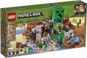 LEGO Minecraft Шахта Крипера (21155)