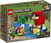 LEGO Minifigures Шерстяная ферма (21153)