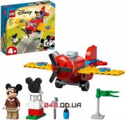 LEGO Mickey and Friends Винтовой самолёт Микки (10772)