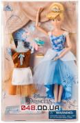 Кукла Дисней принцесса Золушка-балерина с аксессуарами