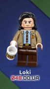 LEGO Minifigures Marvel Studios Локи (71031_6)