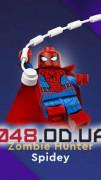 LEGO Minifigures Marvel Studios Человек-Паук охотник на зомби (71031_8)