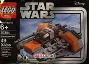 LEGO Star Wars Снежный спидер (30384)