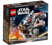 LEGO Star Wars Микрофайтер Сокол Тысячелетия (75193)