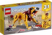 LEGO Creator 3 в 1 Дикий лев (31112)