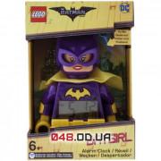 LEGO Часы настольные Smartlife Batman Movie Бэтгёрл (9009334)
