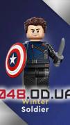 LEGO Minifigures Marvel Studios Зимний солдат (71031_4)