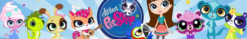 Игрушки-зверюшки LPS - Литл Пет Шоп (Littlest Pet Shop)
