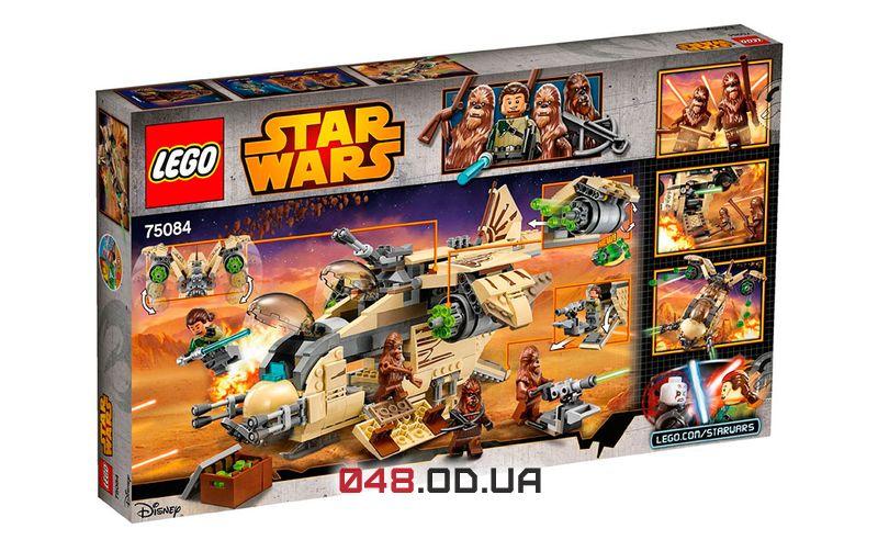 LEGO Star Wars Боевой корабль Вуки (75084)