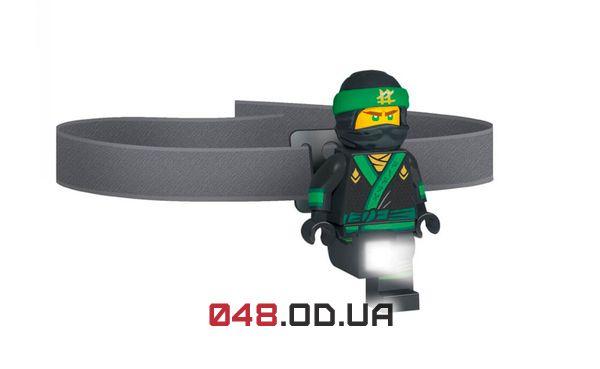 Фонарик на голову LEGO Ninjago Movie - Ллойд (LGL-HE24)