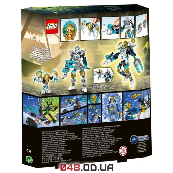 LEGO Bionicle Копака и Мелум - Объединение Льда (71311)