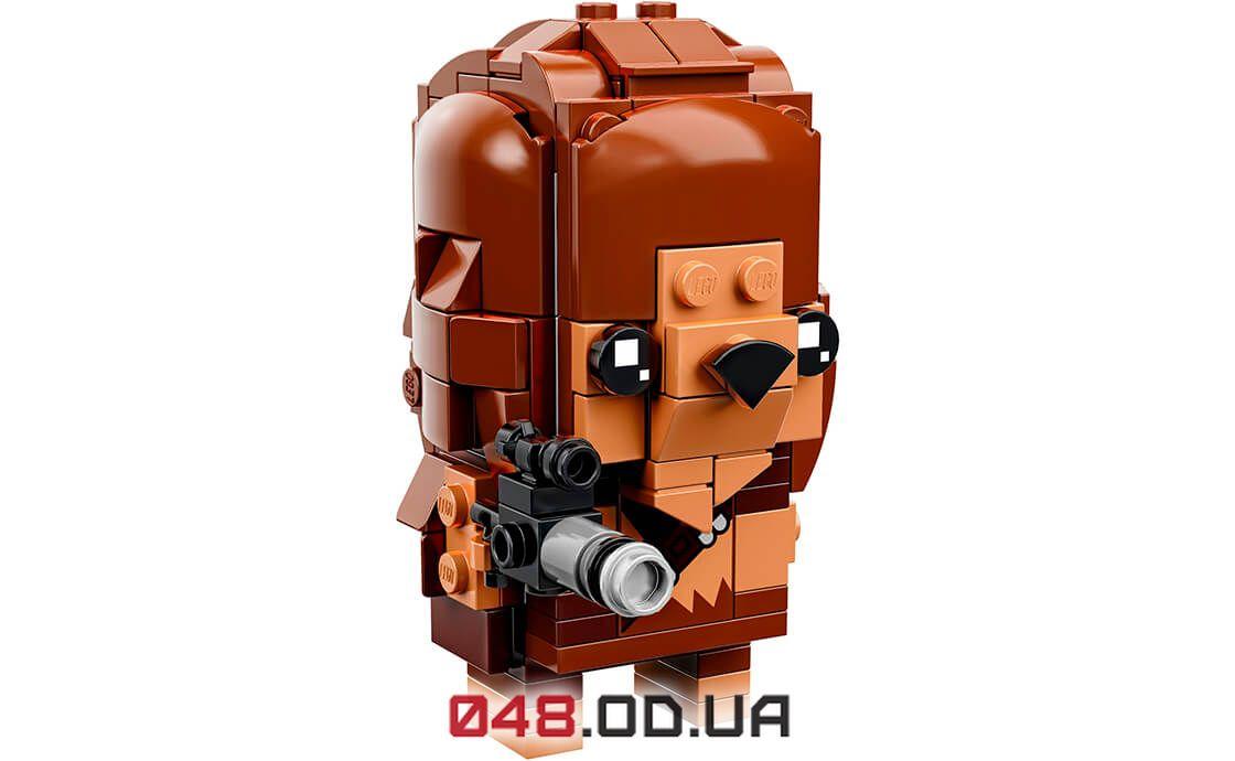 LEGO Brick Headz Чубакка (41609)