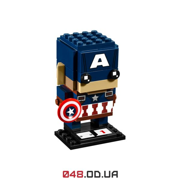 LEGO BrickHeadz Капитан Америка(41589)
