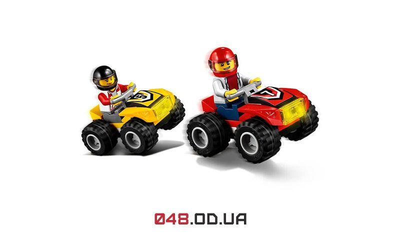 LEGO City Гоночная команда (60148)