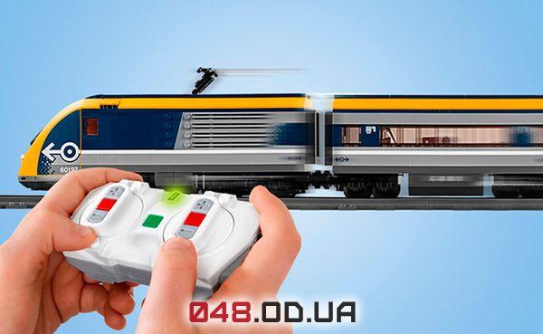 LEGO City Пассажирский поезд (60197)