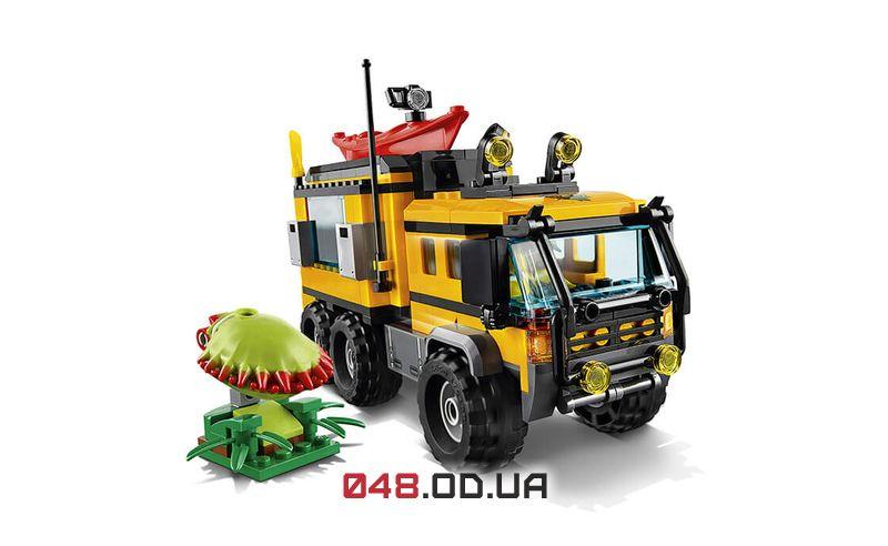 LEGO City Передвижная лаборатория в джунглях (60160)