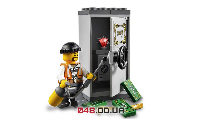 LEGO City Побег на буксировщике (60137)