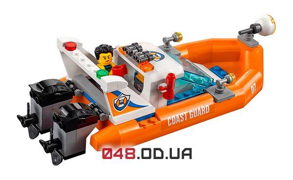 LEGO City Операция по спасению парусной лодки (60168)