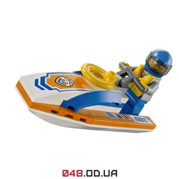 LEGO City Спасение сёрфингиста (60011)