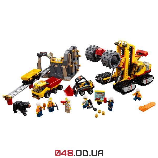 LEGO City Зона горных экспертов (60188)