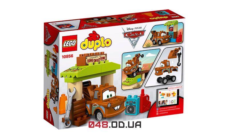 LEGO DUPLO Гараж Мэтра (10856)
