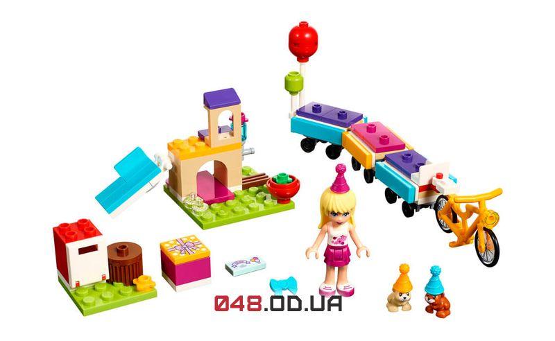 LEGO Friends День рождения: велосипед (41111)