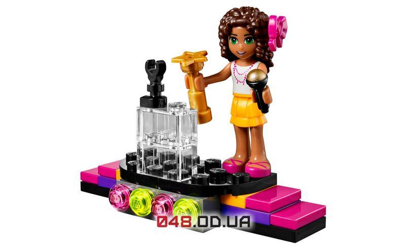 LEGO Friends Красная дорожка Поп-звезды (30205)