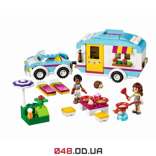 LEGO Friends Летний фургон (41034)