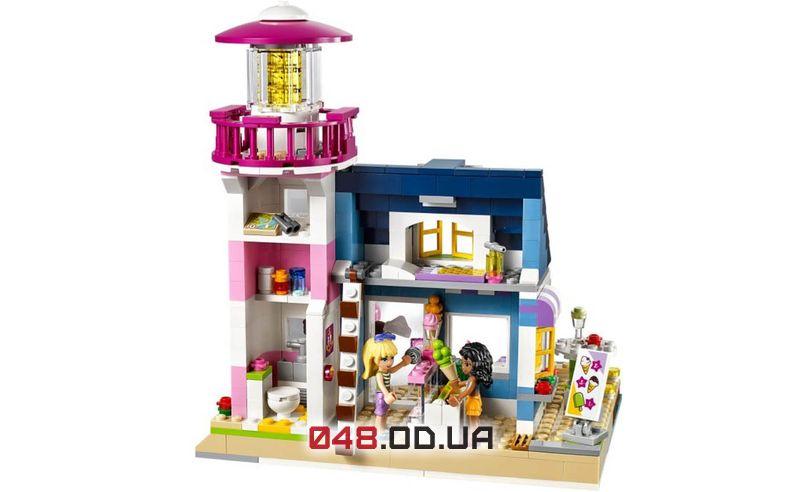 LEGO Friends Маяк в Хартлейк Сити (41094)