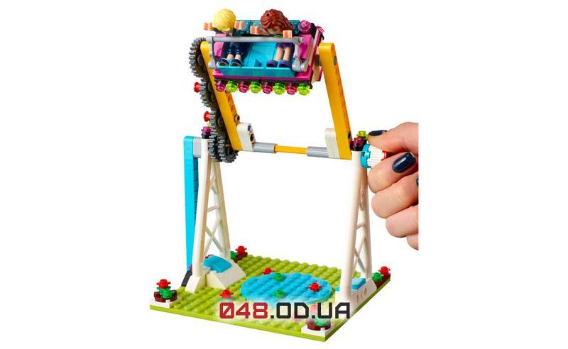 LEGO Friends Парк развлечений: Автодром (41133)