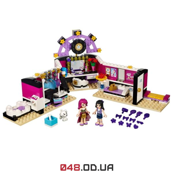 LEGO Friends Поп звезда: гримерная (41104)