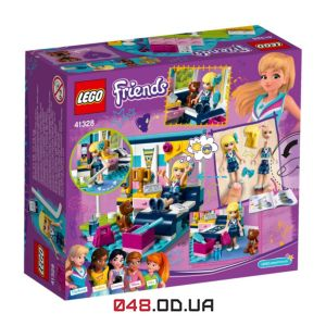 LEGO Friends Спальня Стефані (41328)