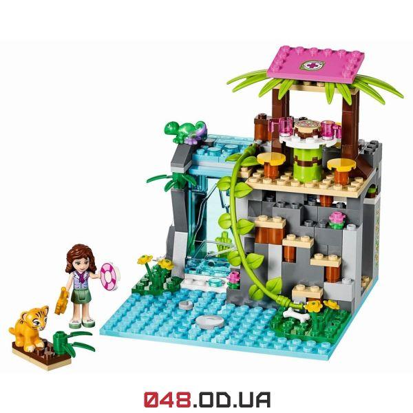 LEGO Friends Спасение из ловушки в джунглях (41033)