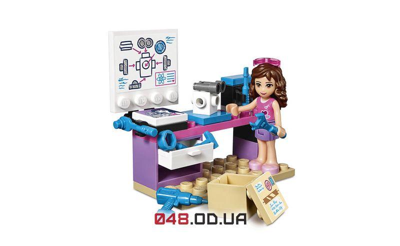 LEGO Friends Творческая лаборатория Оливии (41307)