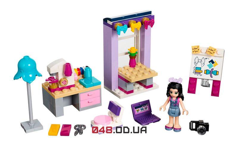 LEGO Friends Творческая мастерская Эммы (41115)