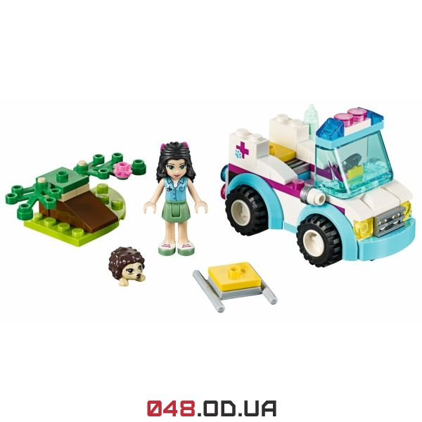 LEGO Friends Ветеринарная скорая помощь (41086)